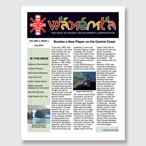 W'ánémt'a Volume 4, Issue 3